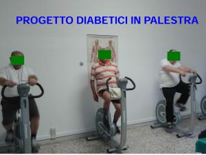 Progetto Diabetici in Palestra
